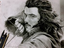 Bard The Bowman by deathberrybaby