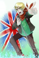 Hetalia - British rock by sego-chan