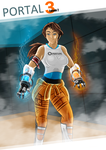 Portal Gloves by TheOmegaRidley