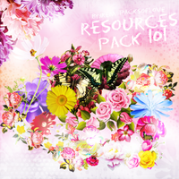 Flower Png Pack by IremAkbas
