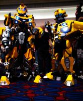DC09 Transformers by xRealitySandwichx