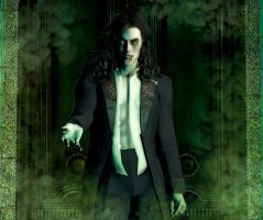 Roland Marne the vampire by RayNoir