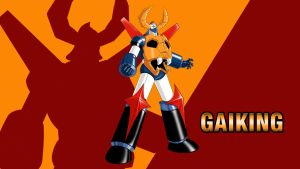 Gaiking Wallpaper by Zer013