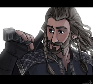 Prince Fili by Moontowhee
