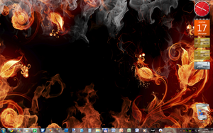 My Desktop 2010-01-17 by gLesTheArtist
