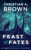 Feast of Fates Book Cover Design by ebooklaunch