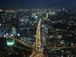 Tokyo 07 by M3DITATE