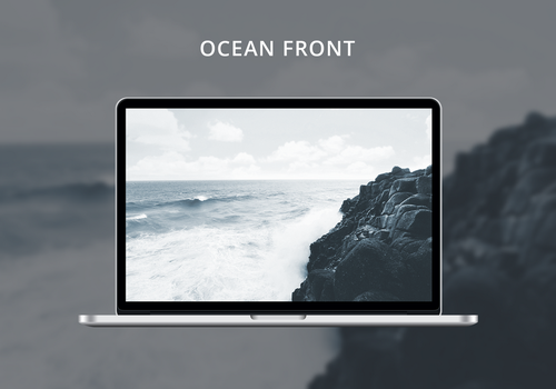 Ocean Front by CarlKempe