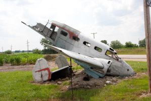 Plane Crash 1 by ktryon