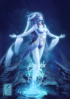 Shiva - Mystic creatures by yaichino