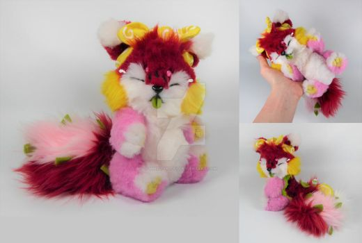 Sushi Dog by WhittyKitty