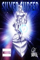 SILVER SURFER by Cahnartist