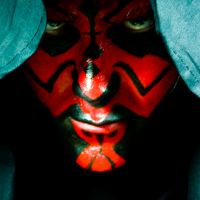 ID STARWARS DARTH MAUL by BIGf00t