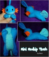 So I Herd U Liek Mudkip Plush by SmileAndLead