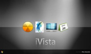 iVista PNGs by gakuseisean Icon, Icons and more Icons