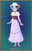 Mary Poppins on a Jolly Holiday by LadyAquanine73551