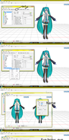 MMD facial or slider tutorial by DEN2NeruAkita
