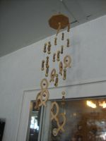 Fish Wind Chime by CLPennelly
