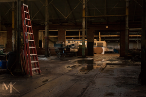 +Abandoned Industry+ by MeganAllen