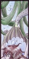Bookmark #1 ~Mermaid~ by Madandra