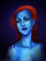 Mystique Sorrow by Yasasu