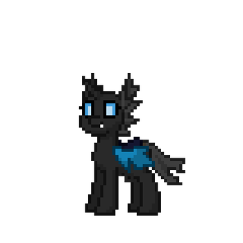 Unity (changeling) by scamer38