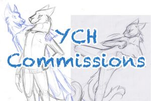 YCH Commissions OPEN by Painted-Shadow