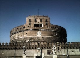 Castel sant'Angelo by Harvy355