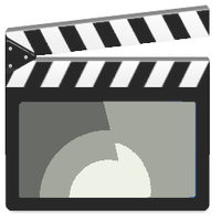 Transparent MovieMaker DockIco by jawzf
