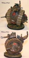 yet another grot ball tank by billking