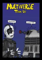 Exterminate...Assimilate by Lordwormm
