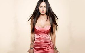 Megan Fox oOo by k-u-Z-m-a