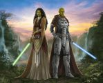 The Jedi Sisters by Angevere
