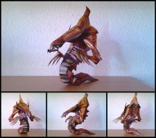 Starcraft Hydralisk by Destro2k