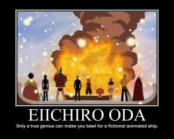 The Genius Of Eiichiro Oda by BlackjackScritcher