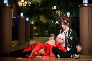 [Guilty Crown] Safe In Your Arms by Yeu