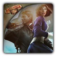 Bioshock Infinite icon by Themx141