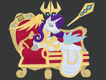 Arcana MLP - The Empress III by Madness-with-Reason