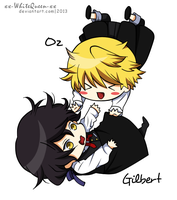[PH] Oz and Gil by xx-WhiteQueen-xx