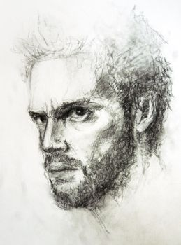 Tom Riley by Iulia-Oprinesc
