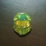 Master Chief shrinking foil by CiceroVanStain