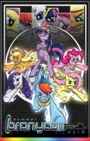 BronyCon Summer 2012 Book Cover Submission by Wildy71090