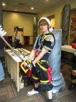 Akicon 2013- Sora by XGamer-MaidenX