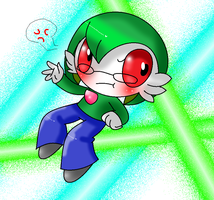 FINISHED callob- honey our sons a gardevoir by saltycuccumbers