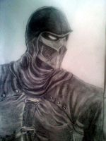 Noob Saibot by DanloS