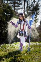 For the light by Tamiyo-Cosplay
