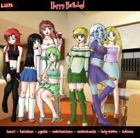 Project Birthday - June by lilith-lips
