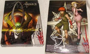 Ikkicon Charity Auction Spoils by kikyo4ever