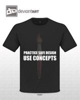 Practice safe design, use concepts. by GemmaMilne93