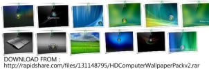 12 HD Computer Wallpaper Pack2 by Subbmitter